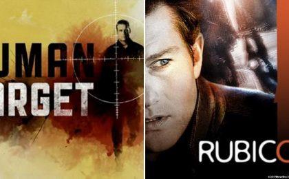 Human Target e Rubicon in prima tv su Italia 1 e Canale 5 da stasera