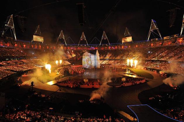 Ascolti tv venerdì 27 luglio 2012: la cerimonia d'apertura di Londra 2012 incanta tutti
