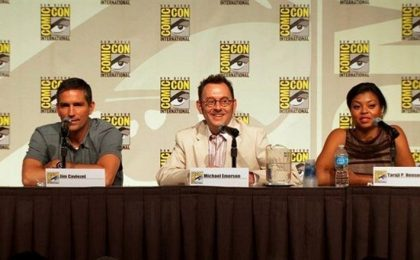 Person Of Interest, gli spoiler per la seconda stagione dal Comic Con 2012 [FOTO+VIDEO]