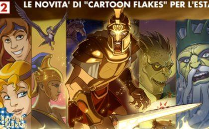 Ulisse Il mio nome è nessuno: su Rai Due l'inedito cartone animato sull'eroe omerico
