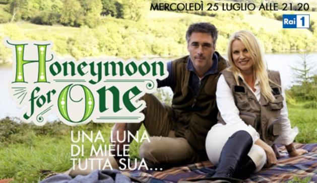 Rai Uno: il ciclo Amori all'improvviso al via con il film tv con Nicollette Sheridan