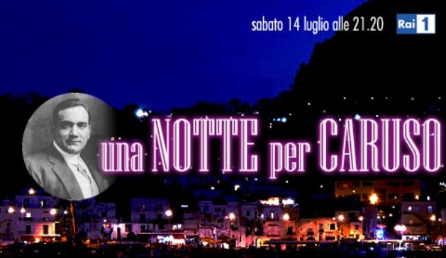 Una notte per Caruso stasera su Rai 1 omaggia Lucio Dalla. Ospite Pierdavide Carone