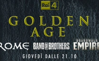 Rai 4: al via Rome, Band of Brothers e Boardwalk Empire per una serata targata HBO