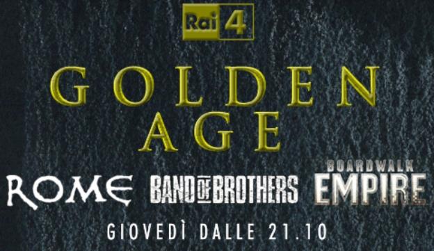 Rai 4: al via Rome, Band of Brothers e Boardwalk Empire per una serata targata HBO