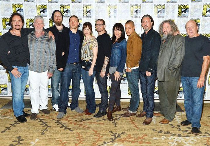 Sons Of Anarchy 5, le novità dal Comic Con; confermato il prequel? [VIDEO]