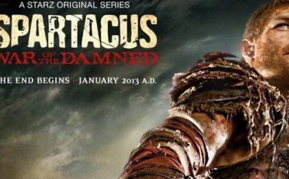 Spartacus: War of the Damned, gli spoiler dal Comic Con [FOTO+VIDEO]