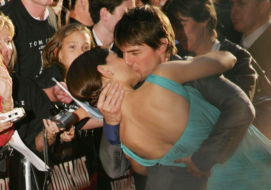 Katie Holmes divorzia da Tom Cruise: colpa anche della (non) reunion di Dawson's Creek?