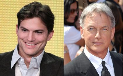 Serie Tv: Ashton Kutcher e Mark Harmon tra le star più pagate
