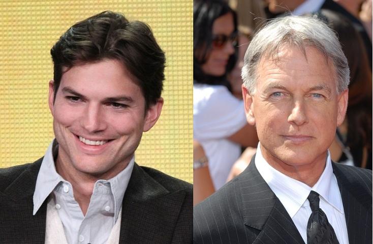 Serie Tv: Ashton Kutcher e Mark Harmon tra le star più pagate