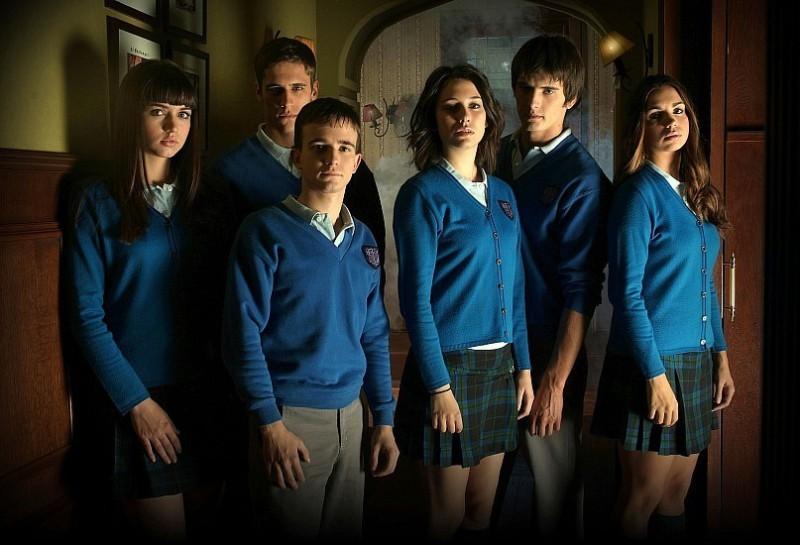 El Internado, la serie TV che ha terrorizzato la Spagna su La 5 [VIDEO]