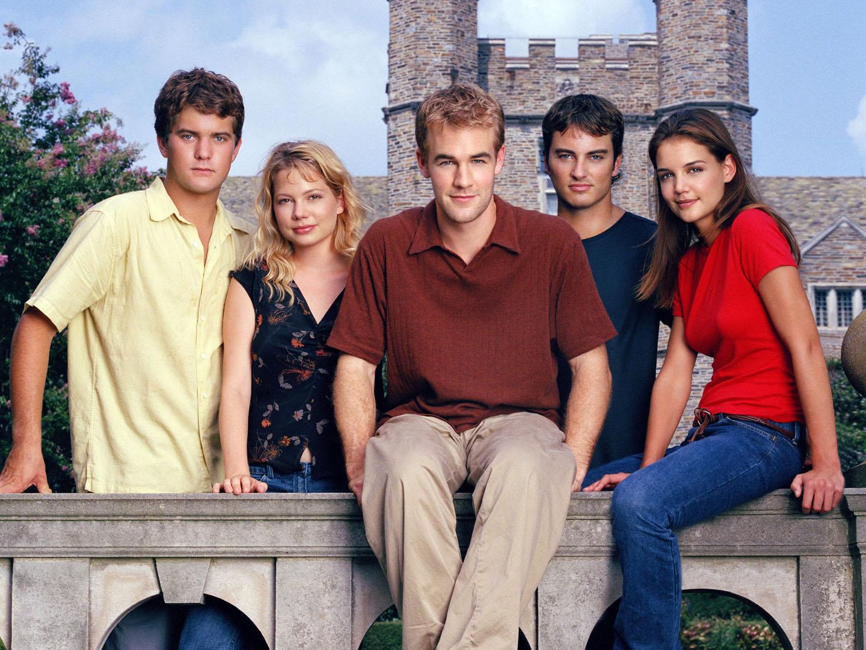 Il cast di Dawson's Creek presto una reunion