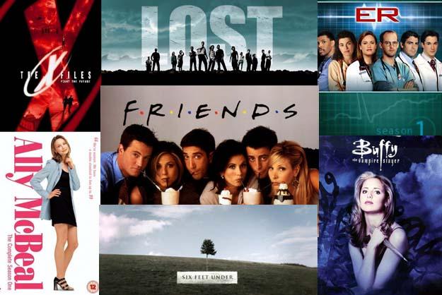Le 10 serie tv cult dagli anni '90 ad oggi