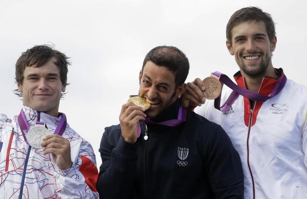 Ascolti tv mercoledì 1 agosto 2012: Olimpiadi di Londra al 20%