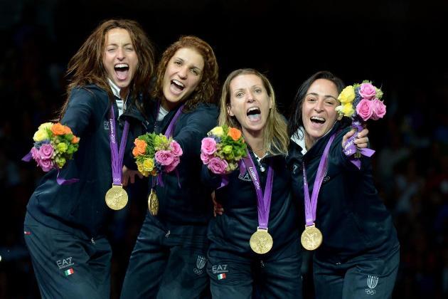 Ascolti tv giovedì 2 agosto 2012: le Olimpiadi di Londra sfiorano i 6 mln con la scherma