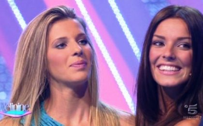 Veline 2012: le vincitrici sono Alessia Reato e Giulia Calcaterra