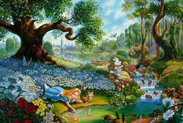 Wunderland: la CW ordina un moderno Alice nel Paese delle Meraviglie