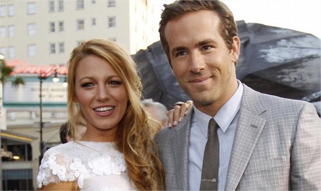 Gossip Girl: Blake Lively sposa Ryan Reynolds con la benedizione di Penn Badgley