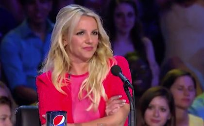 X Factor USA: Britney Spears da principessa del pop a regina del Male [VIDEO]