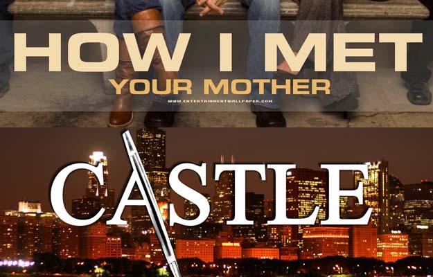 Debutti serie tv USA di oggi: How I Met Your Mother 8 e Castle 5