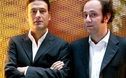 Ale & Franz su Comedy Central con È tanto che aspetti?