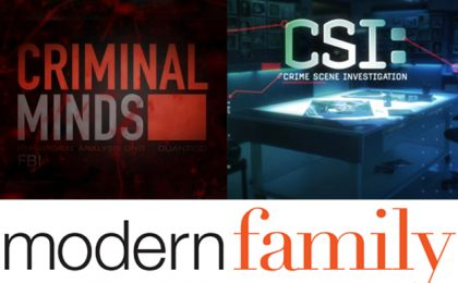 Debutti serie tv USA di oggi: Modern Family 4, CSI 13 e Criminal Minds 8