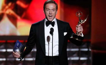Vincitori Emmy Awards 2012: domina Homeland, bene il solito Modern Family