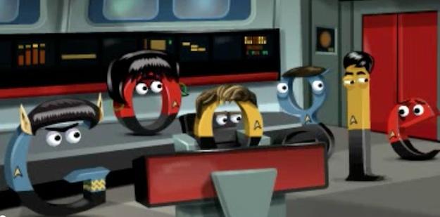 Star Trek, 46 anni fa la prima puntata della serie TV. Un doodle la celebra [VIDEO]