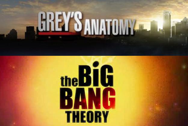 Debutti serie tv USA oggi: Grey's Anatomy 9, The Big Bang Theory 6 e altro ancora
