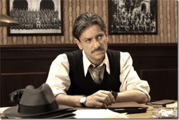 Sergio Assisi è Il commissario Nardone nella nuova fiction di Rai Uno