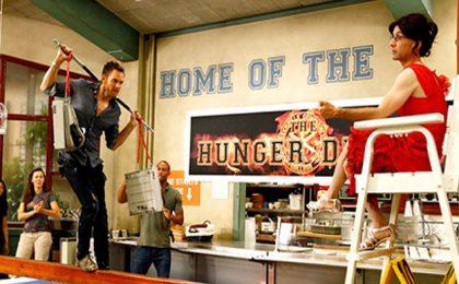 Community 4: omaggio a Hunger Games nella season premiere [SPOILER]