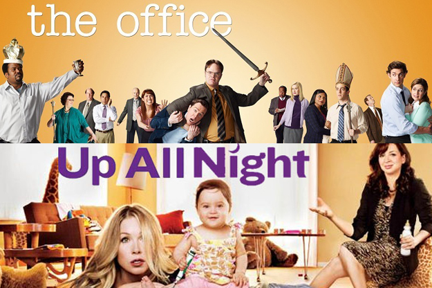 Debutti serie tv USA di oggi: Up All Night 2 e l'ultima stagione di The Office