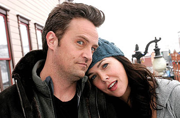 Go On: Lauren Graham guest star della nuova serie tv comedy di Matthew Perry