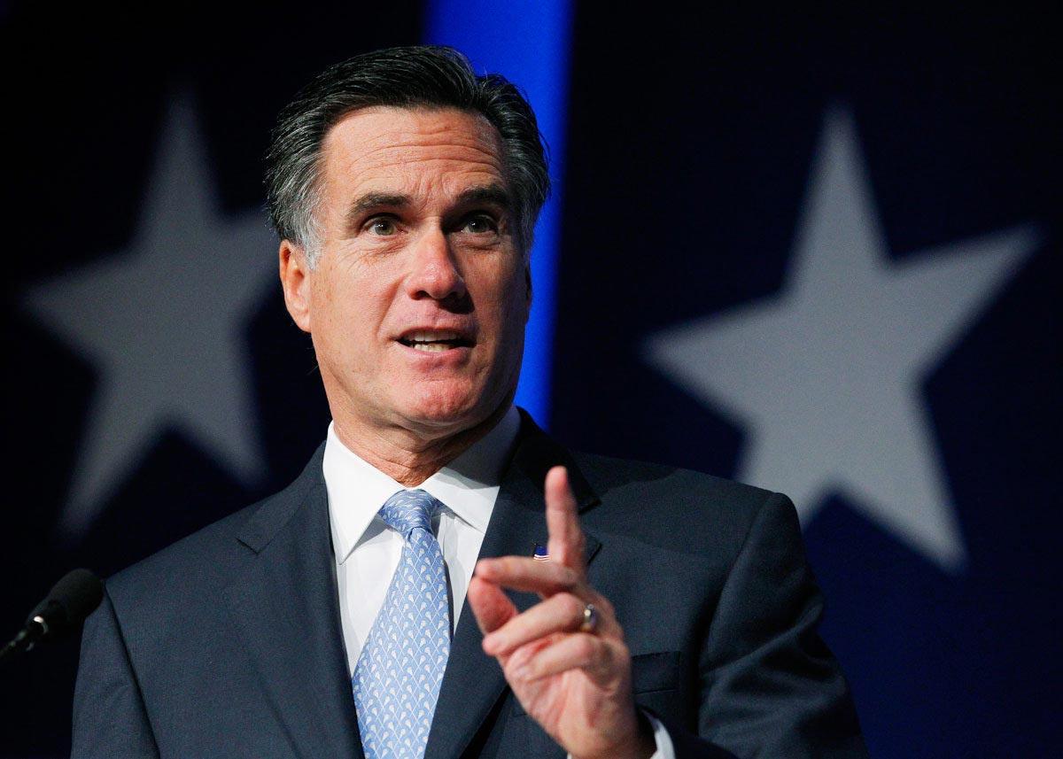 Nuova gaffe di Mitt Romney: 'I poveri e i parassiti votano Obama' [VIDEO]
