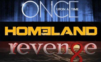 Debutti serie tv 2012 di oggi: Once Upon a Time 2, Revenge 2, Homeland 2 e molto altro