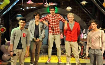 One Direction: il concerto in esclusiva su Nickelodeon