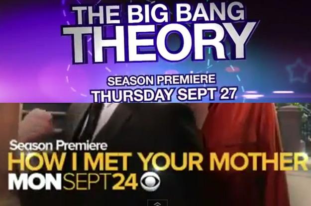 Promo The Big Bang Theory 6 e How I Met Your Mother 8: matrimoni e rotture [VIDEO]