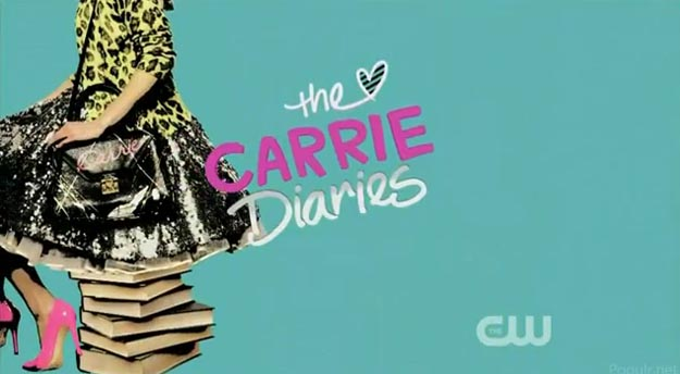 Anteprima The Carrie Diaries, prequel di Sex and the City con la giovane Carrie [VIDEO]