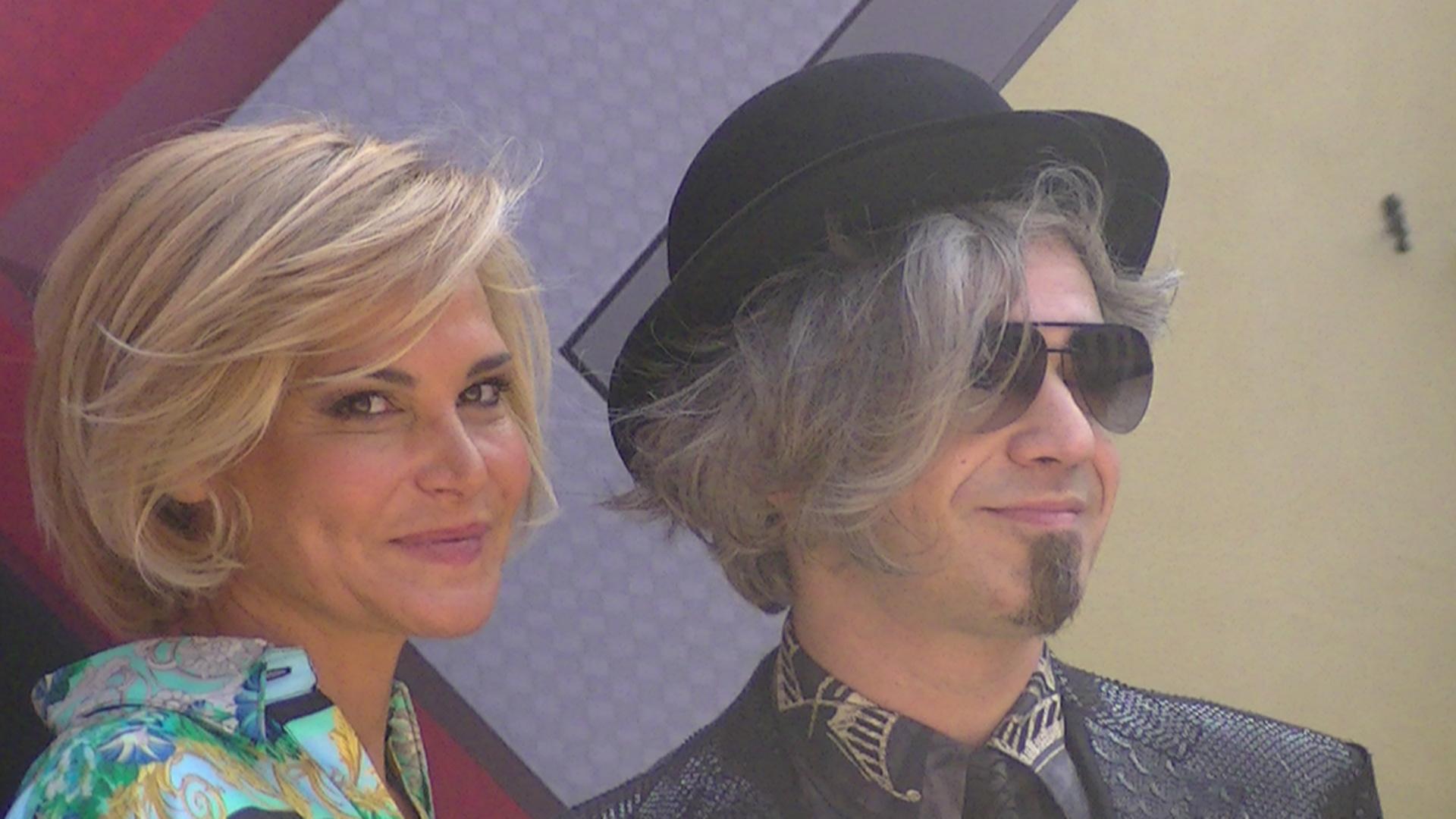 X Factor 6 Simona Ventura Morgan