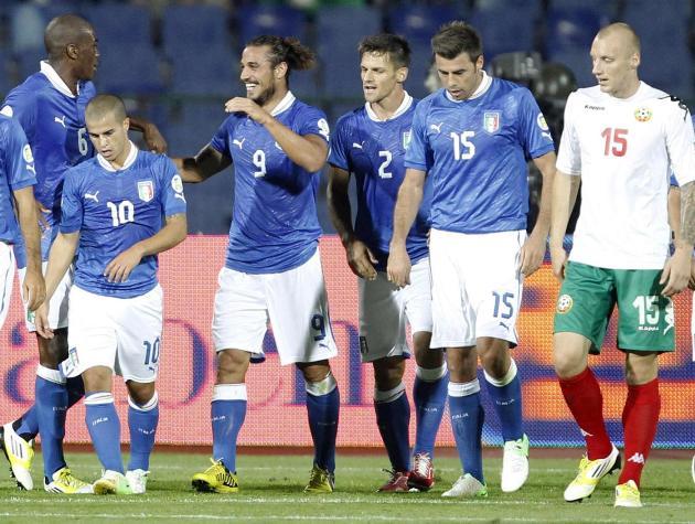 Ascolti tv venerdì 7 settembre 2012: stravince Bulgaria-Italia