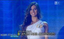 Miss Italia nel Mondo 2012: la vincitrice è largentina Aylen Nail Maranges [FOTO]