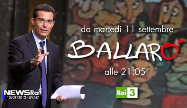 Ballarò prima puntata su Rai Tre: Giovanni Floris promette lucidità e buon giornalismo