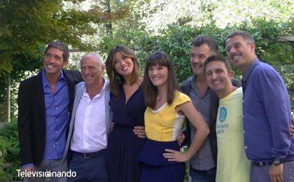 Quelli Che: Victoria Cabello torna su Rai 2 insieme ai finti Conte e Minetti [FOTO+VIDEO]
