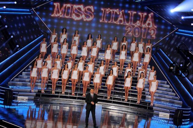 Programmi tv stasera, oggi 10 settembre 2012: la finale di Miss Italia, Squadra Antimafia 4