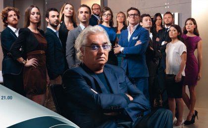 Sformat di Mariano Sabatini – Difficile superare l'antipatia per il boss Briatore e The Apprentice