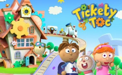 Tickety Toc al via su Nick Jr e Indovina quanto bene ti voglio su Disney Junior [VIDEO]