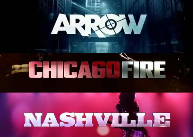 Debutti serie tv 2012 USA: Arrow, Chicago Fire e Nashville