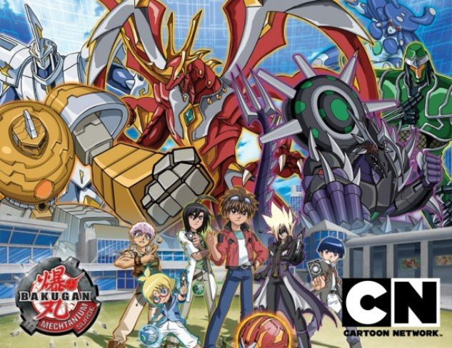 Bakugan Potenza Mechtanium: su Cartoon Network la nuova serie tv anime [VIDEO]