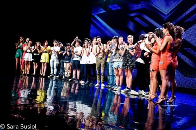 X Factor 6, terza puntata di bootcamp: i 24 finalisti e le categorie ufficiali