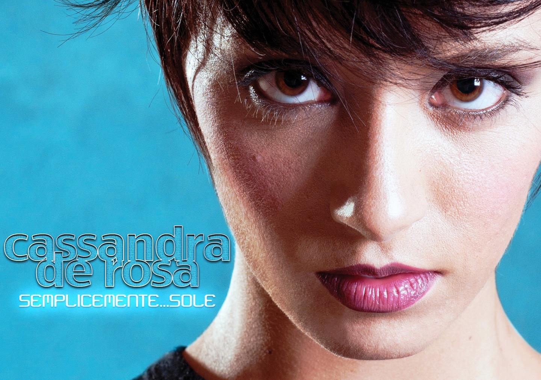 Cassandra De Rosa a Sanremo 2013