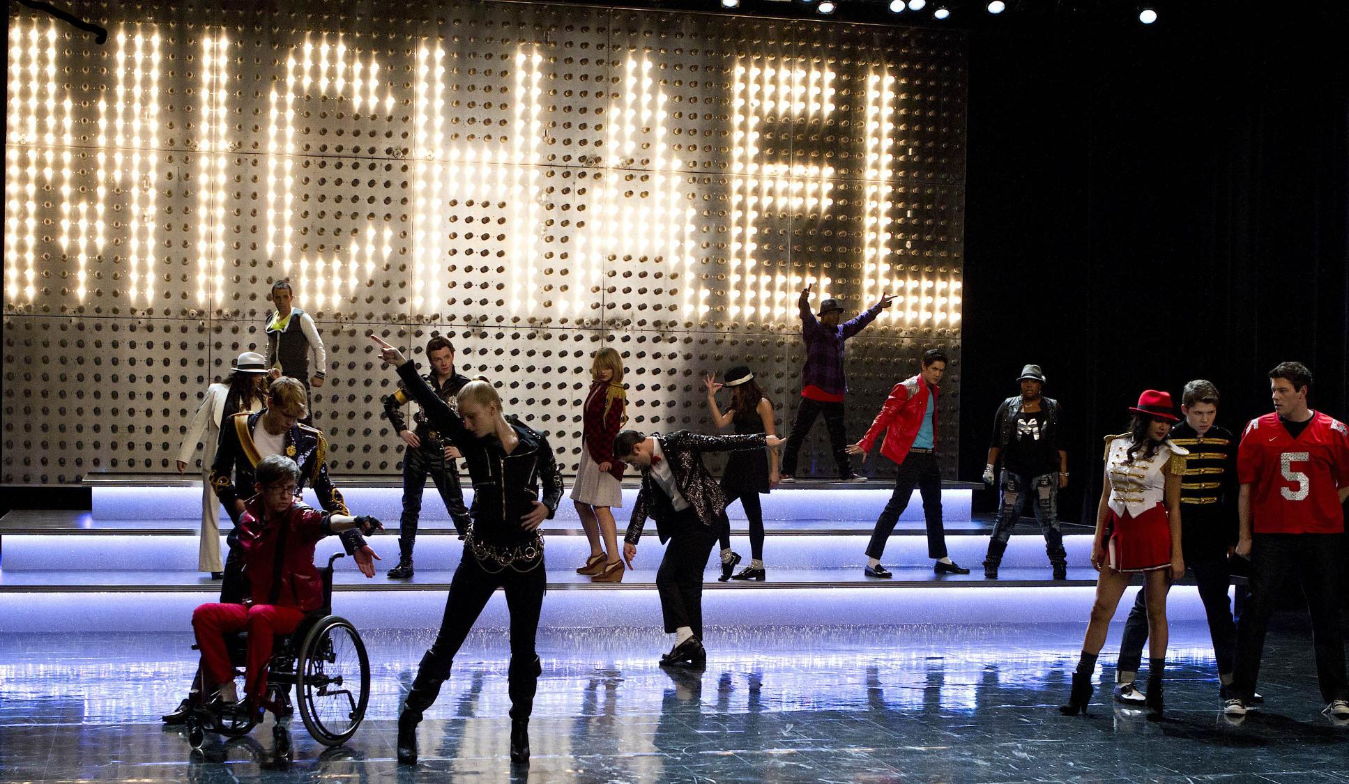Glee 4: in arrivo uno speciale di Natale e due episodi omaggio. Ma su chi? [SPOILER]